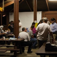 SBNW was not just about riding, but about riding better.  Various experts gave talks about riding skills at the main lodge.